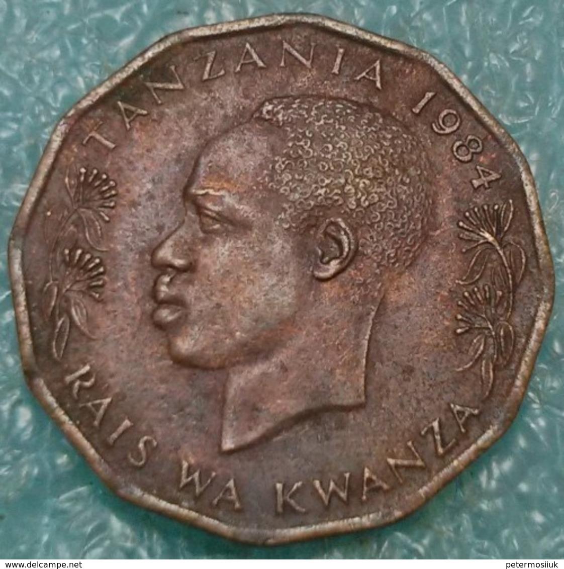 Tanzania 5 Senti, 1984 -4517 - Tanzania
