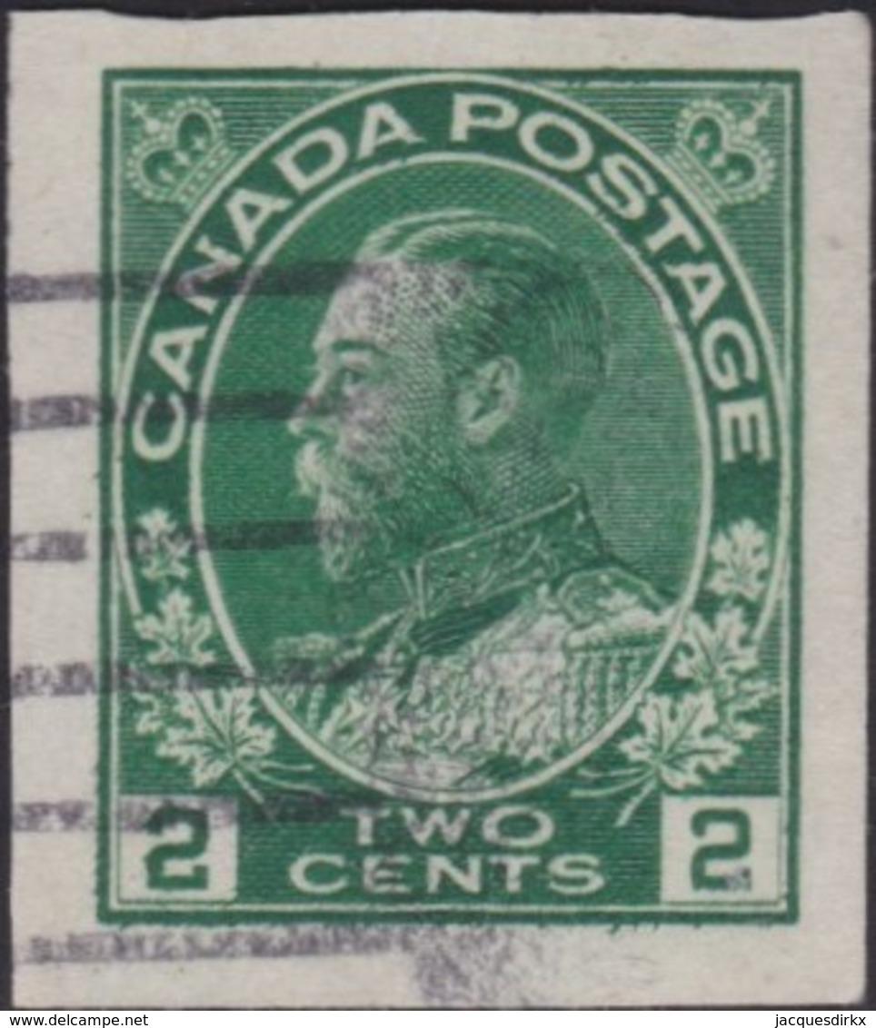 Canada   .   SG  .    260     .      O   .   Cancelled      .   /   .    Gebruikt - 1911-1935 Regering Van George V