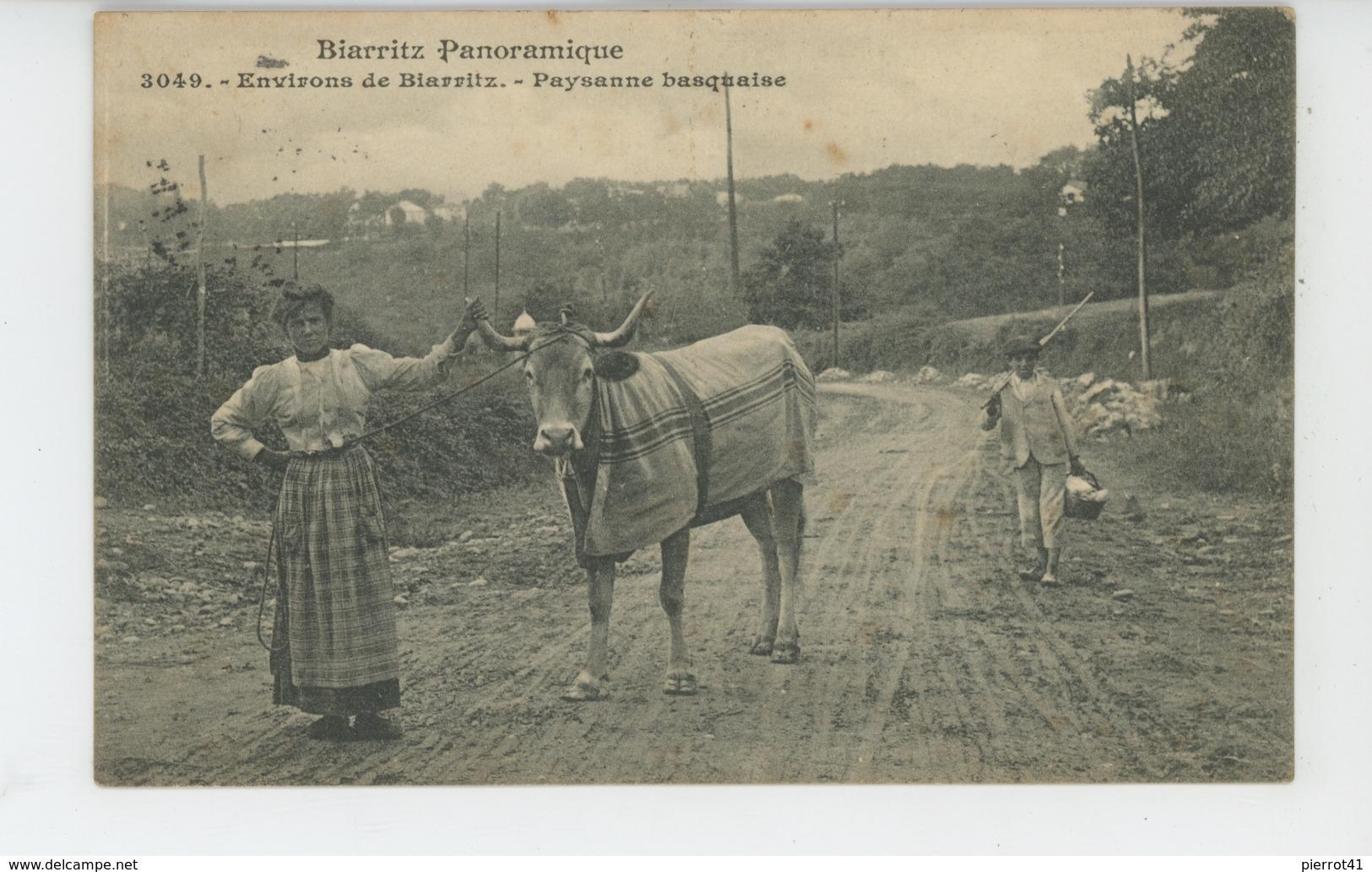 BIARRITZ (environs) - Paysage Basquaise - Biarritz