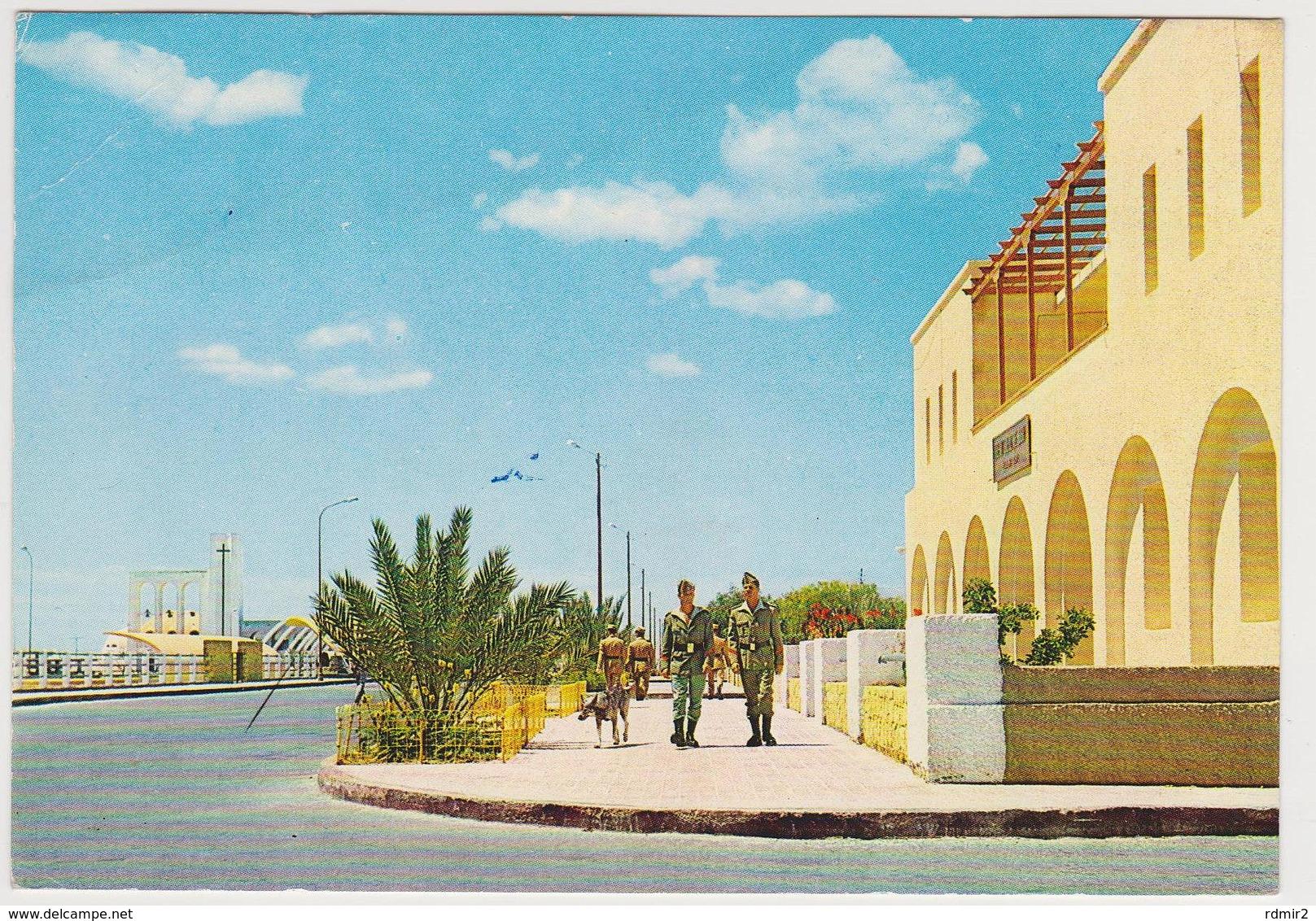 1627/ VILLA CISNEROS [DAKHLA], Spanish Colony (1970). - Circulada. Circulée, Writed And Posted. Viaggiata. - Sahara Occidental
