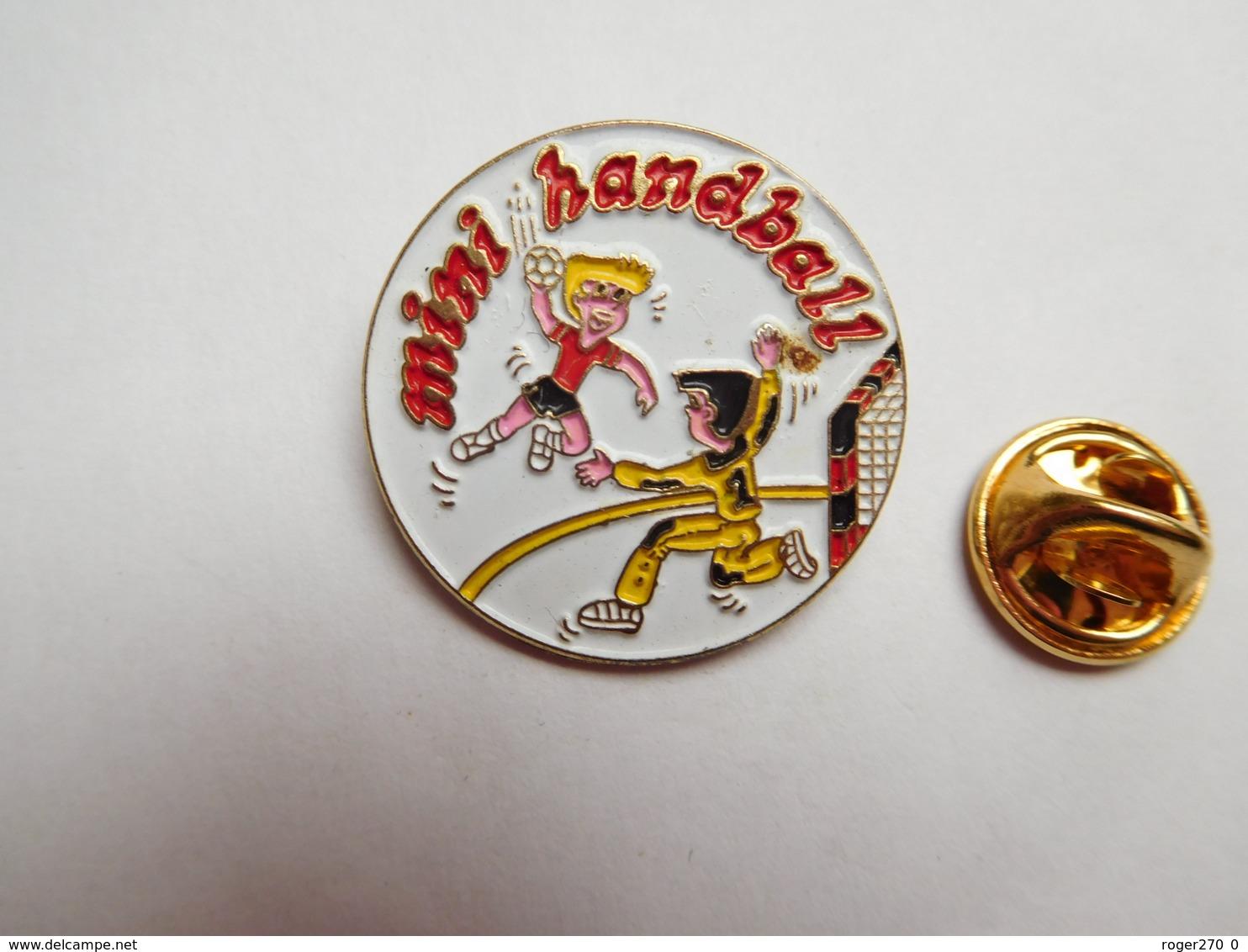 Beau Pin's , Handball , Mini Handball - Pallamano