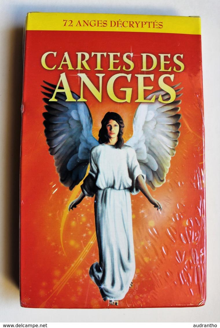 Rare Jeu De 72 Maxi Cartes Des Anges Décryptés 2013 Neuf Voyance Cartomancie - Autres