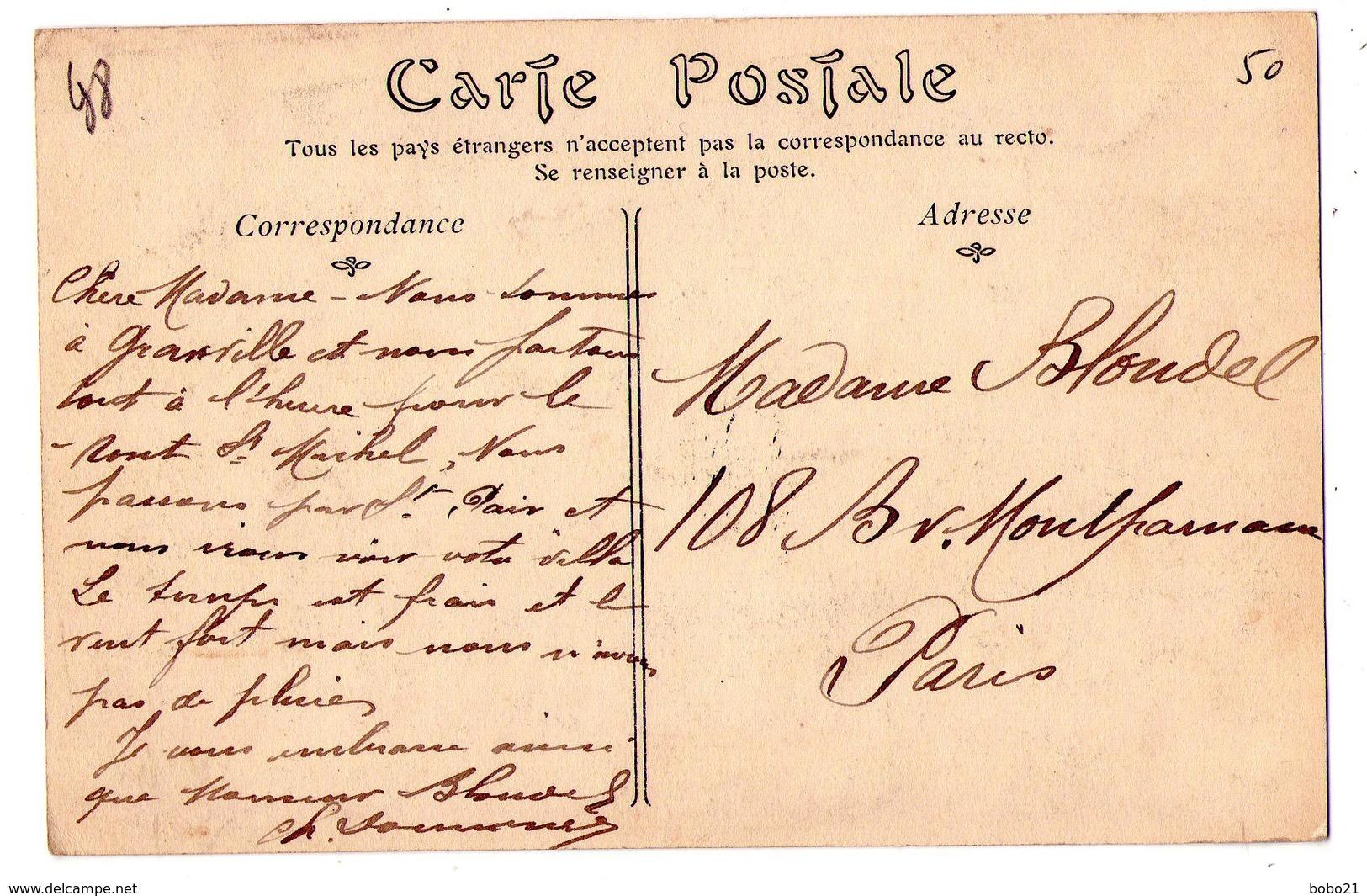 4335 - Granville ( 50 ) - La Rue Lecampion - N.D. Phot. N°230 - - Granville