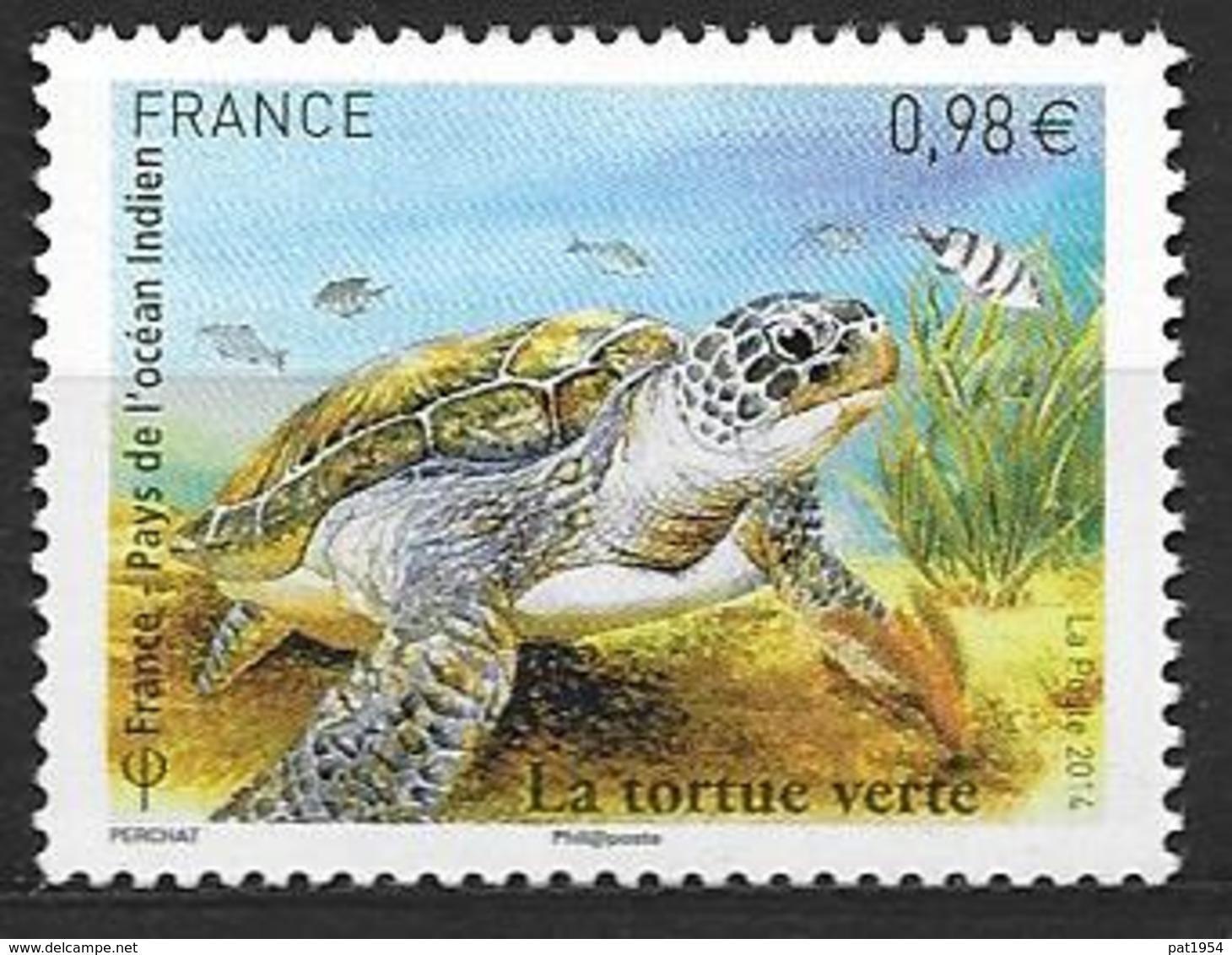 France 2014 N° 4903 Neuf Tortue à La Faciale - Nuovi