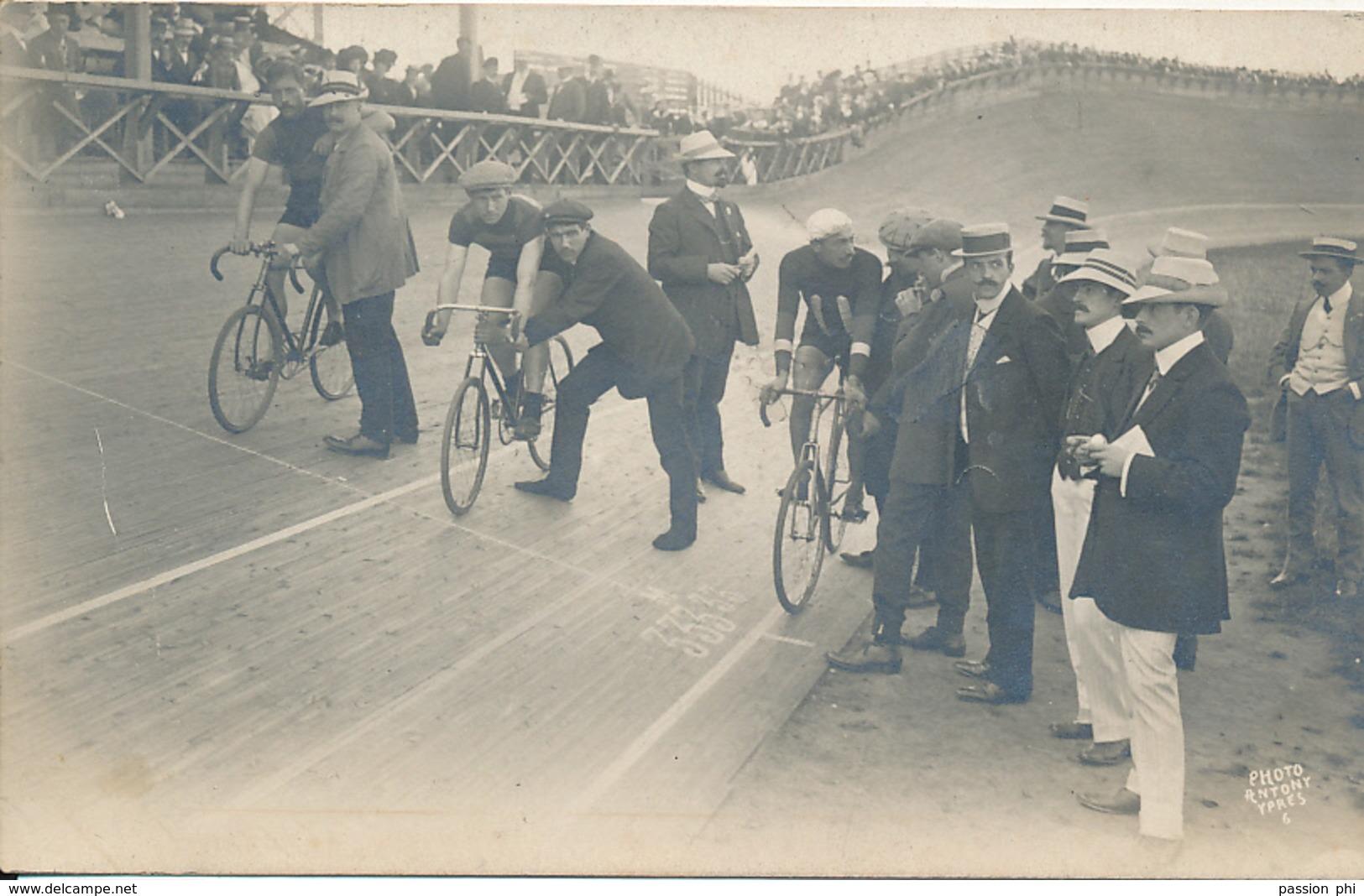 CYCLISME VELODROME D'YPRES - Cyclisme