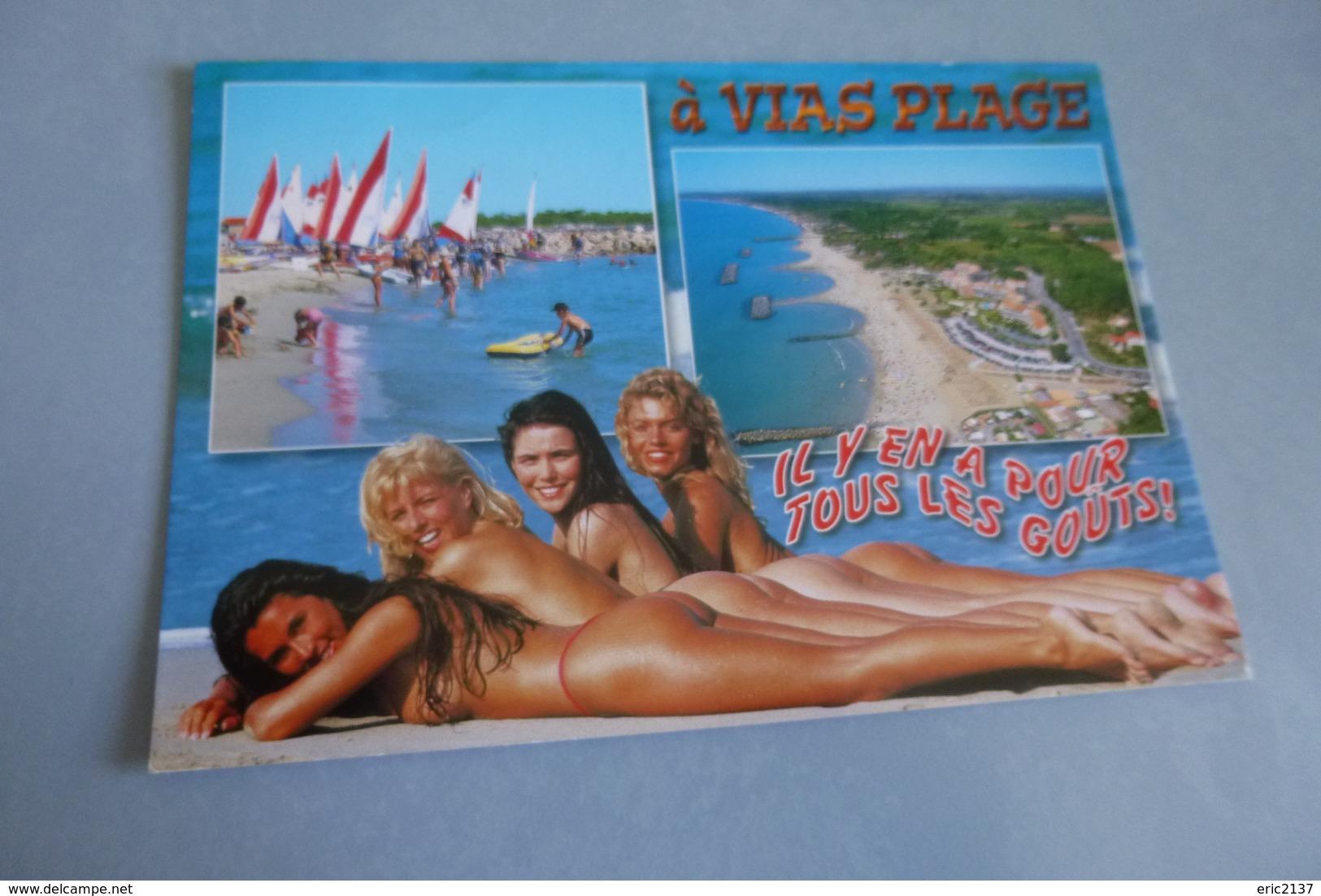 BELLES VUES.....BELLES FEMMES ......VIAS PLAGE ... - Fine Nudes (adults < 1960)
