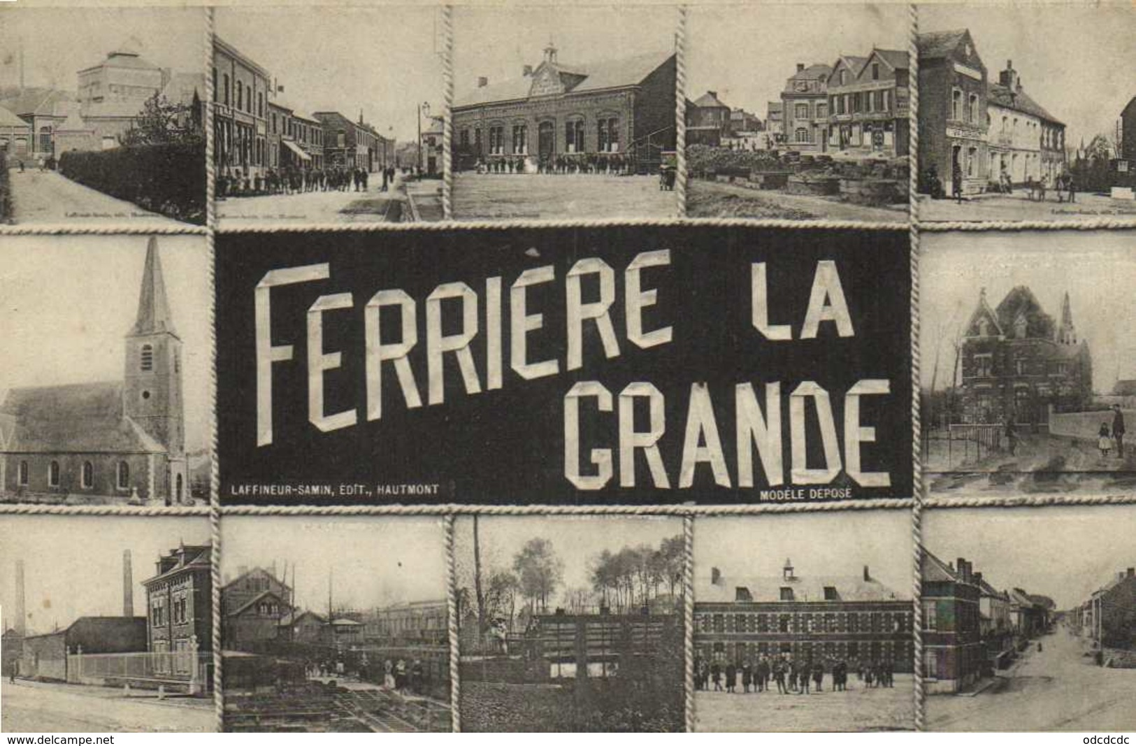 Fantaisie FERRIERE LA GRANDE  Multivues RV - France