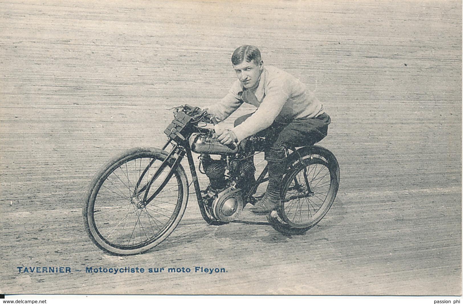 MOTO TAVERNIER SUR MOTO FLEYON - Motos