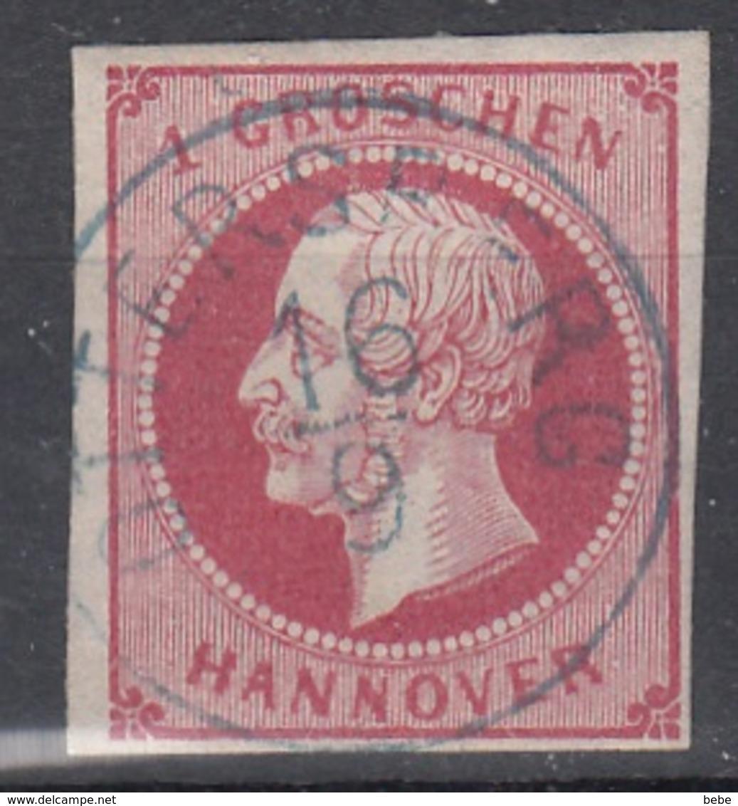 HANOVRE (MICHEL N° 14) - Hanovre