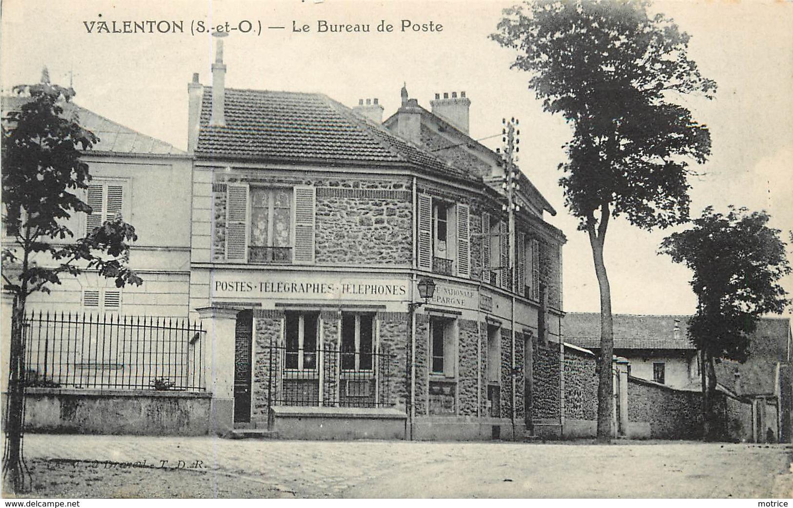 VALENTON - Le Bureau De Poste. - Poste & Postini