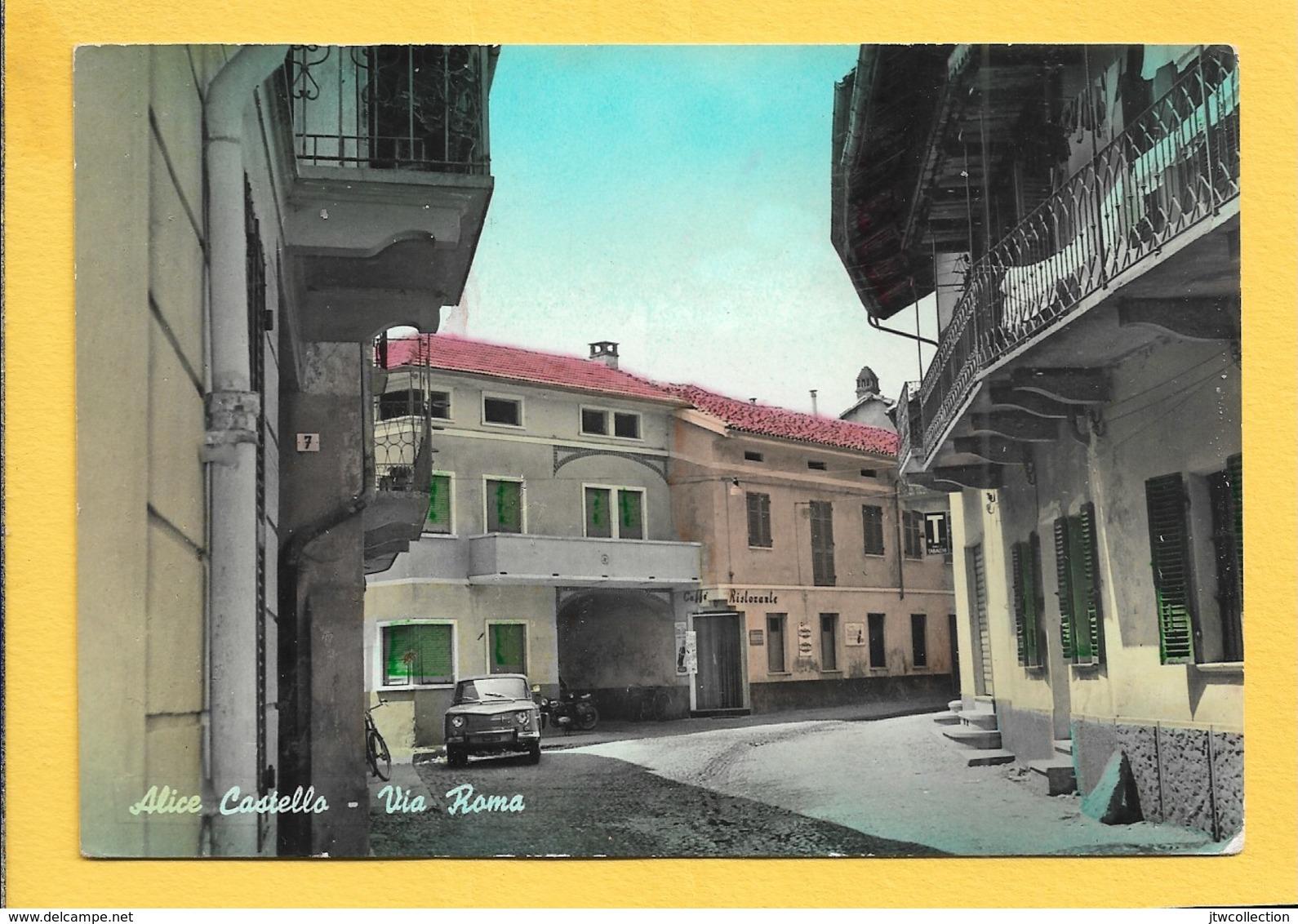 Alice Castello (VC) - Viaggiata - Italie