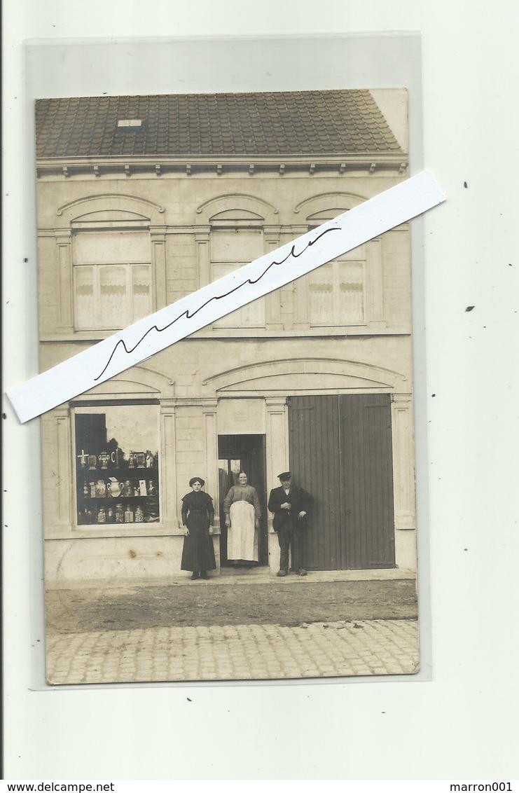 Torhout - -Fotokaart -winkeltje -verzonden In 1913 - Torhout