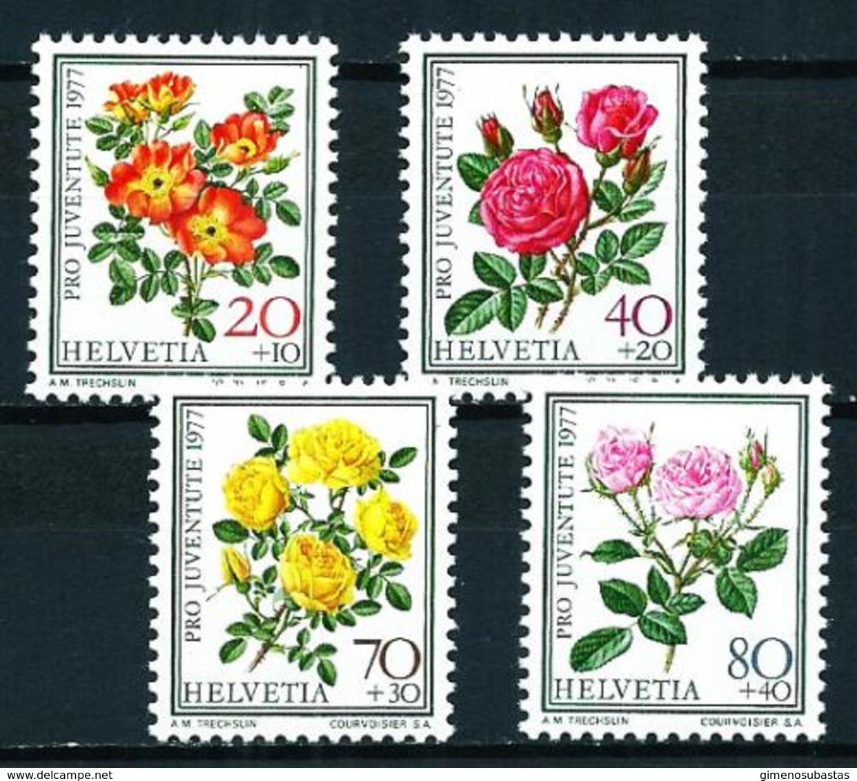 Suiza Nº 1042/5 Nuevo - Suiza