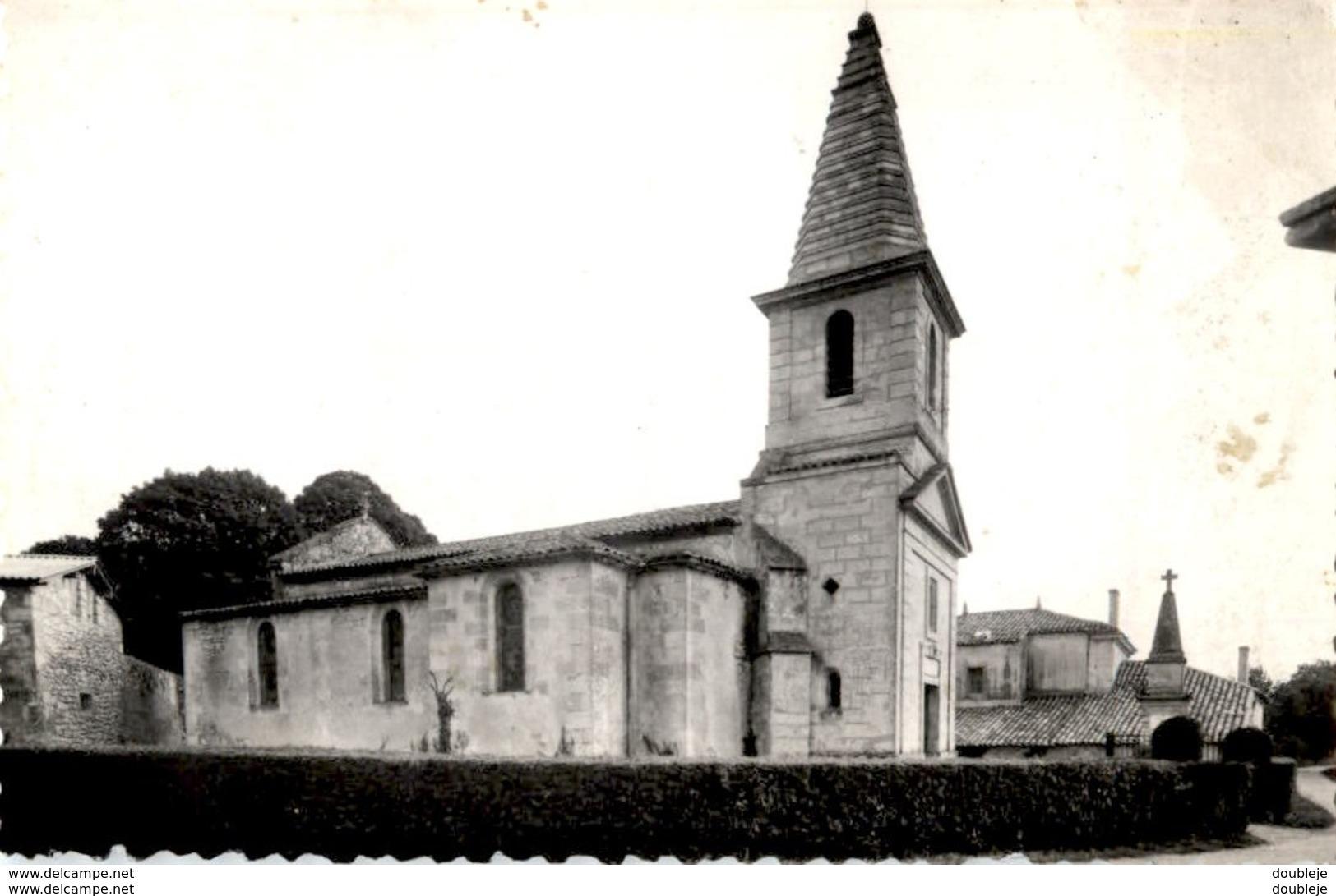 D33  COMPS  Eglise St Sulpice ............ - France