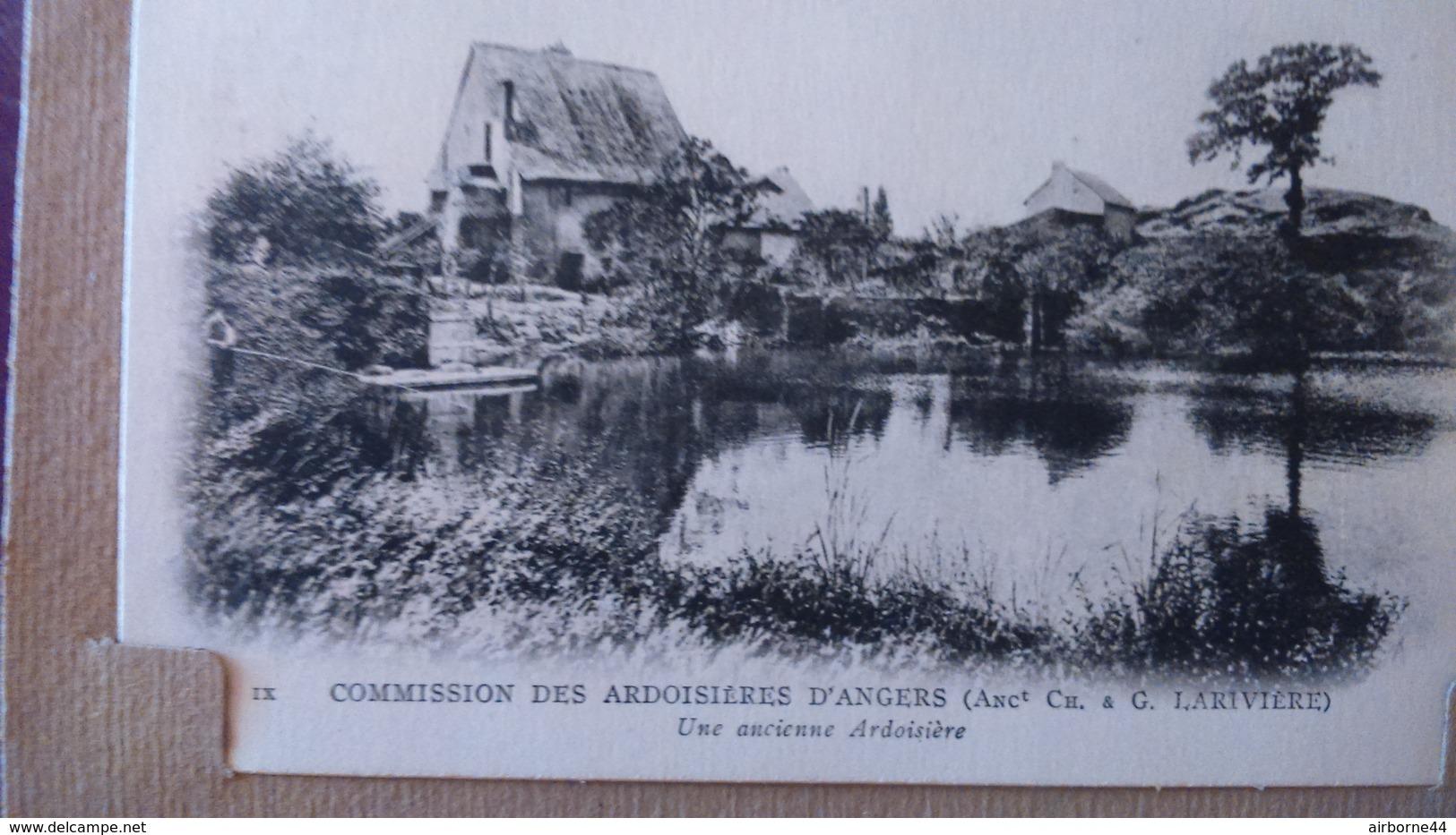 Angers - Les Ardoisières - Angers