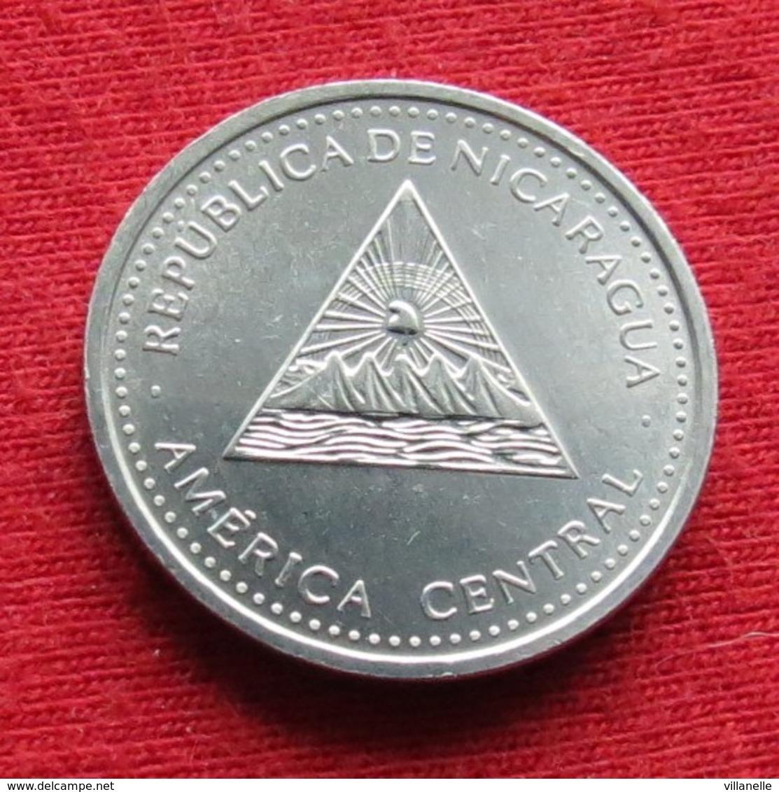 Nicaragua 10 Centavos 2015 UNCºº - Nicaragua