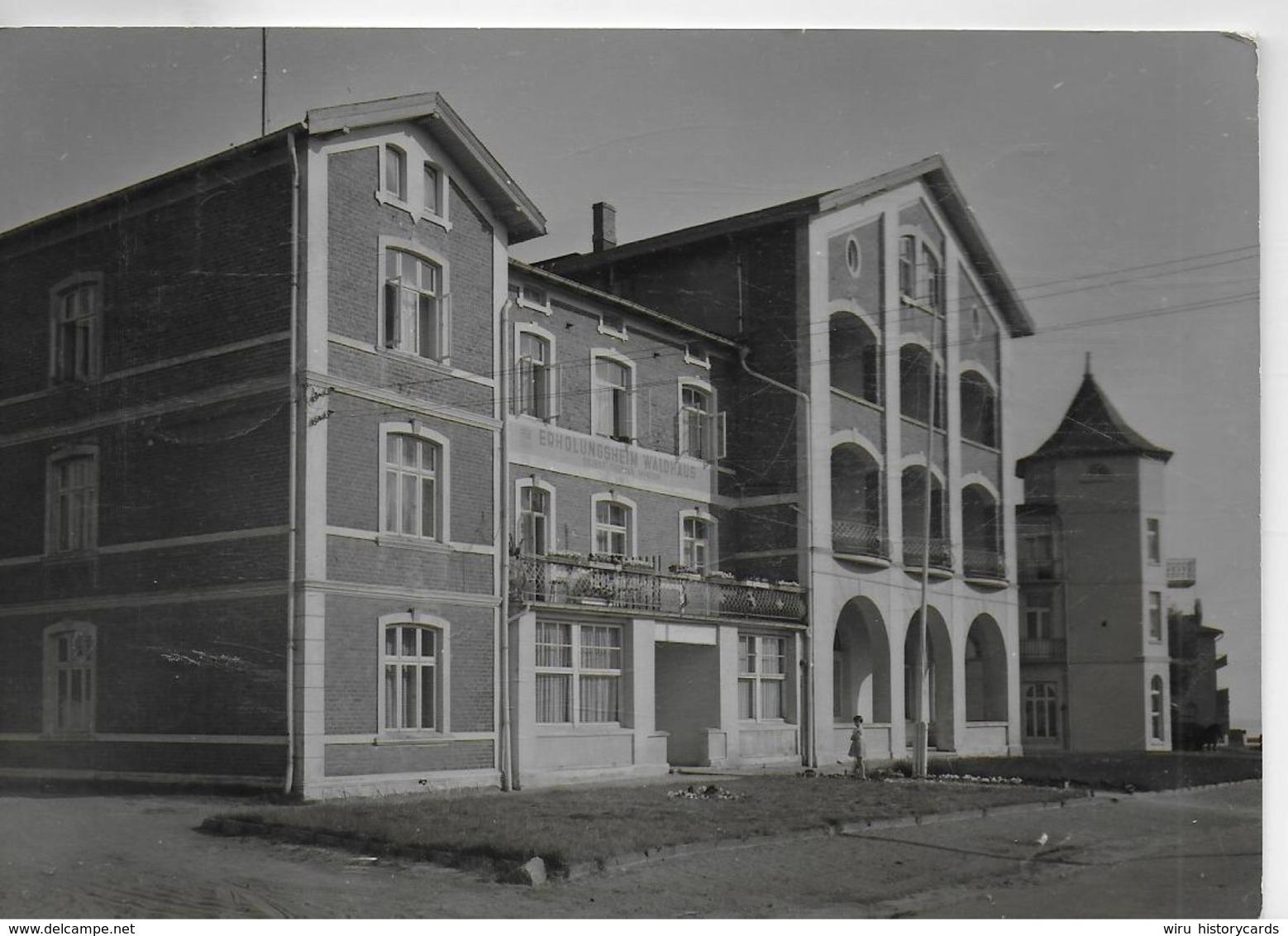 AK 0231  Ostseebad Kühlungsborn / Ostalgie , DDR Um 1968 - Kühlungsborn