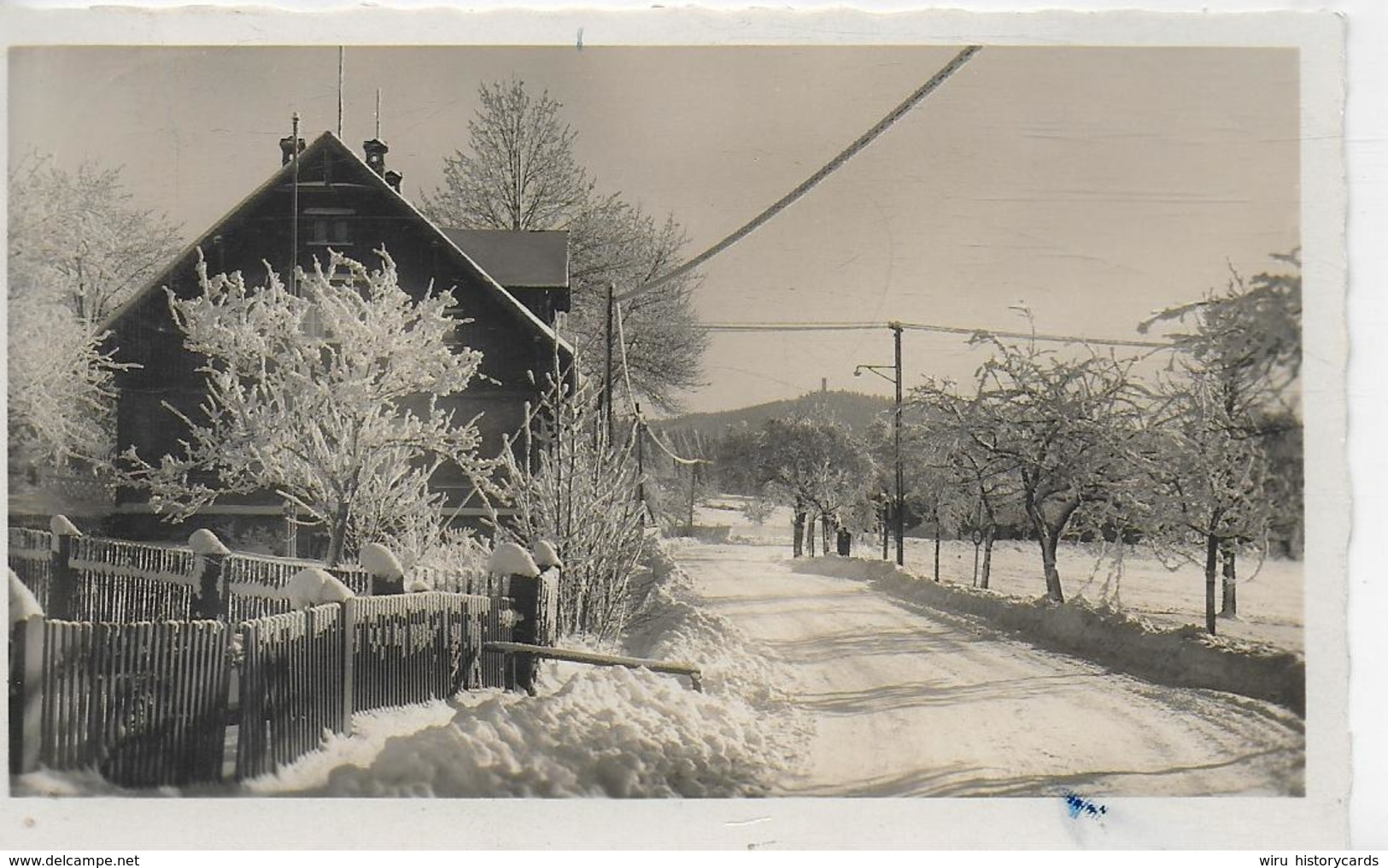 AK 0233  Jonsbach Mit Dem Hochwald - Ostalgie , DDR Um 1951 - Zittau