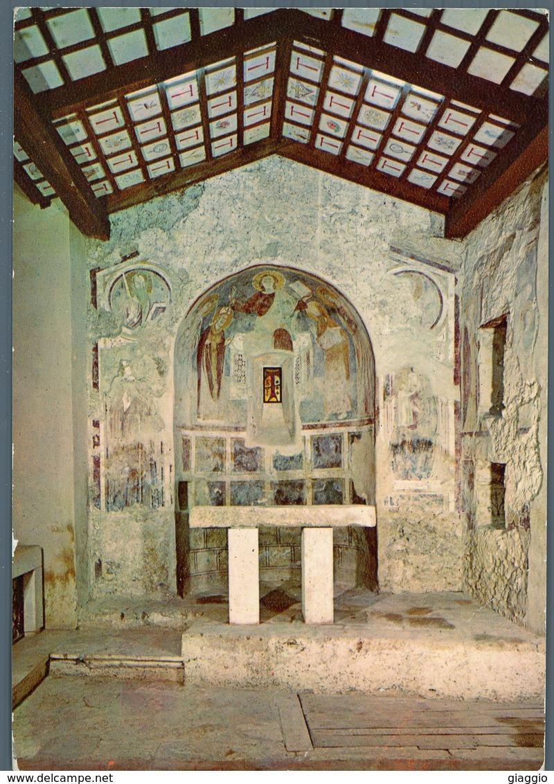 °°° Cartolina N. 45 Rieti Santuario Francescano De La Foresta Nuova °°° - Rieti