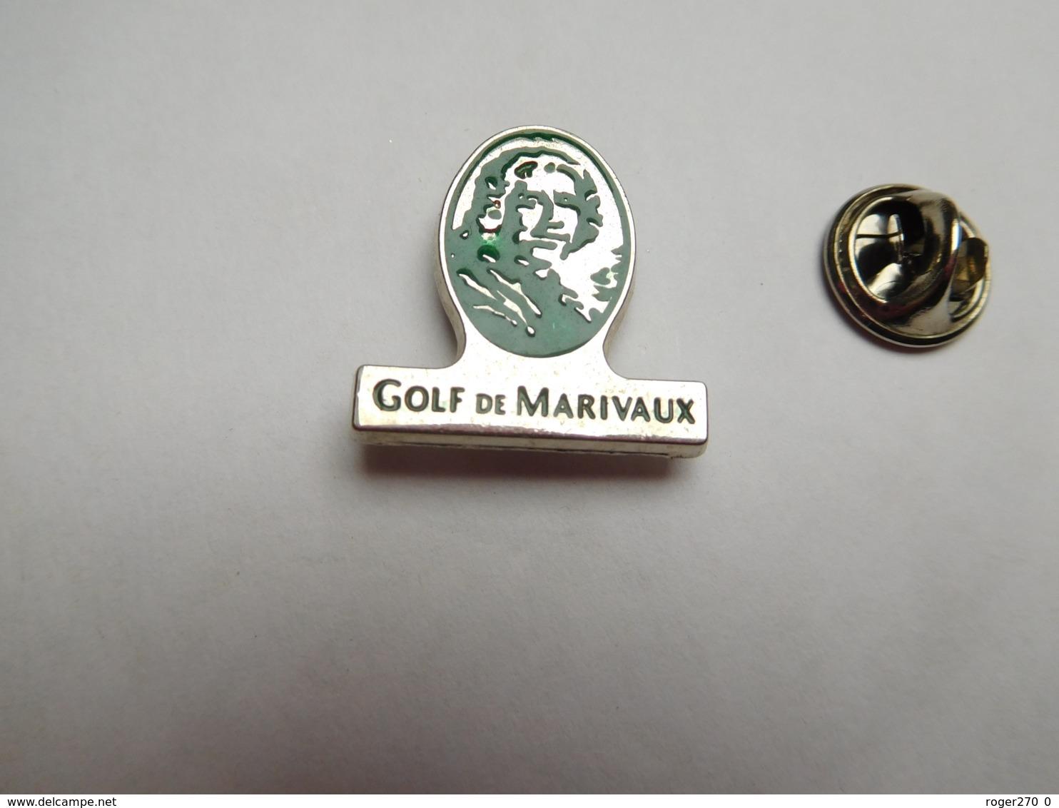 Beau Pin's , Golf De Marivaux , Janvry , Essonne - Golf