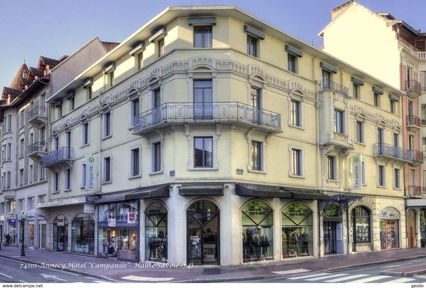 Annecy (74)- Hôtel Campanile (Edition à Tirage Limité) - Annecy