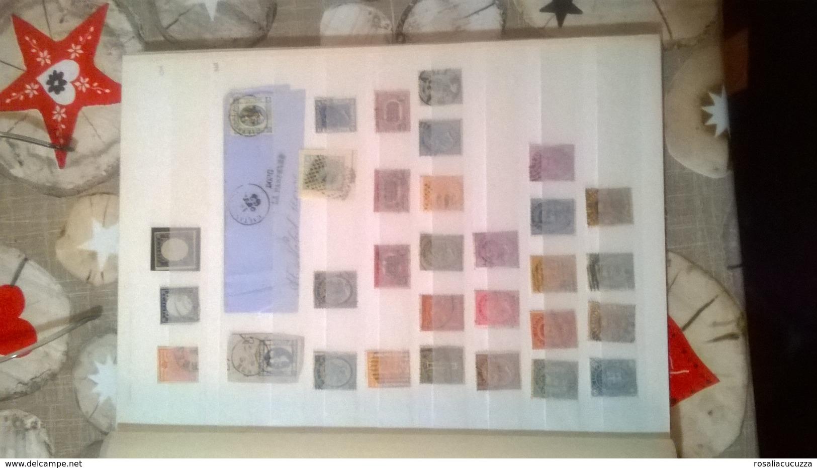 Italia Regno Lotto 1863-89 Usati - 1861-78 Vittorio Emanuele II