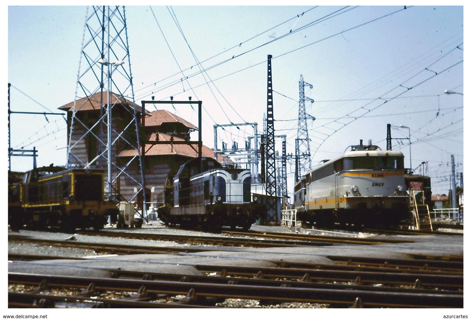 Tarbes (65 - France)  Dépôt De Tarbes En 1985 - BB 63000 - BB 66000 - BB 9200 - Tarbes