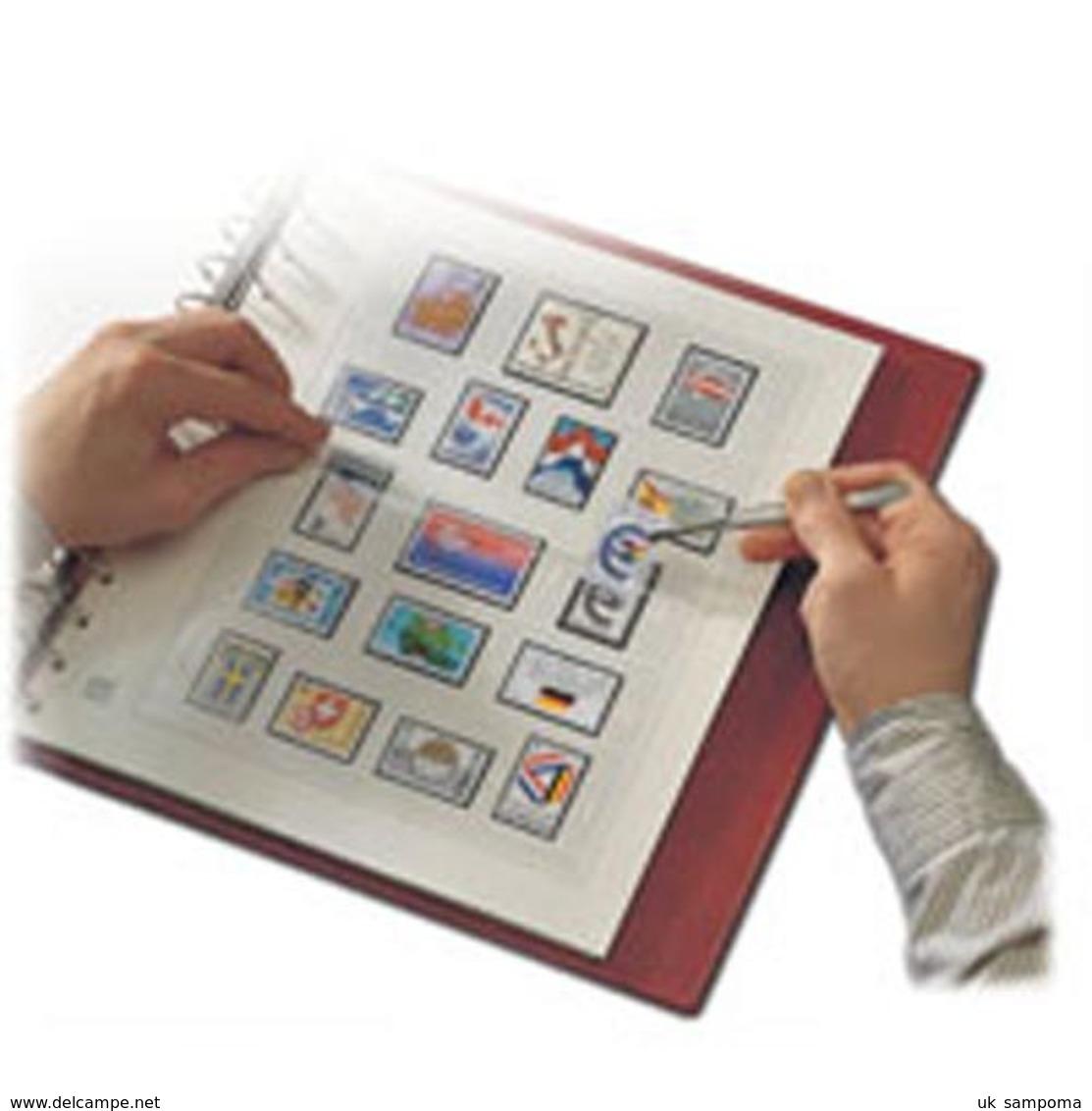 SAFE Dual Vordruckblätter Frankreich Selbstklebende Marken 2018 - Albums & Binders