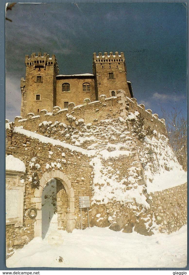 °°° Cartolina N. 55 Castello Di Collalto Sabino Nuova °°° - Rieti