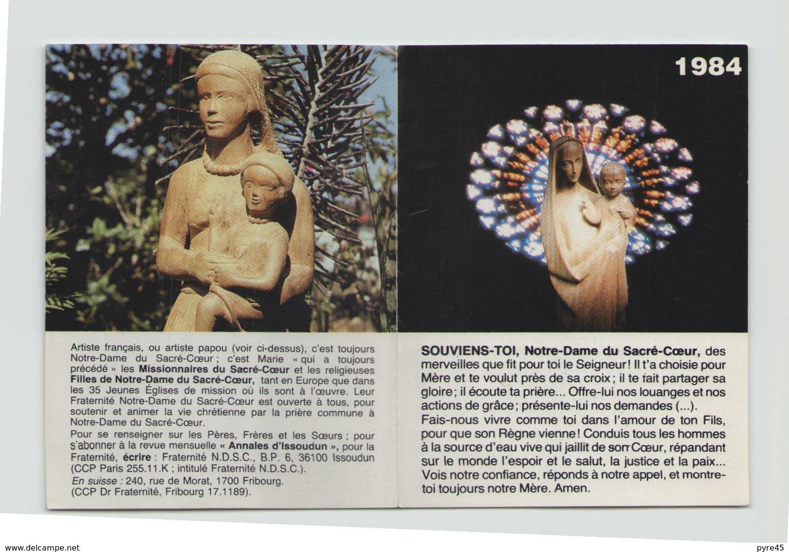 Calendrier Petit Format 1984 - Calendriers
