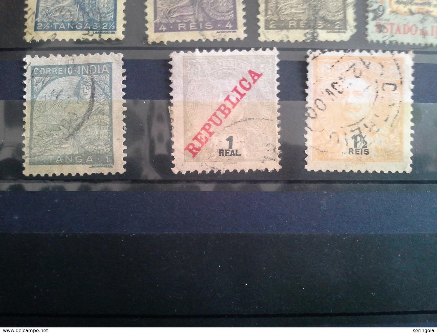 Smail Lot India Portuguesa - Sammlungen (ohne Album)