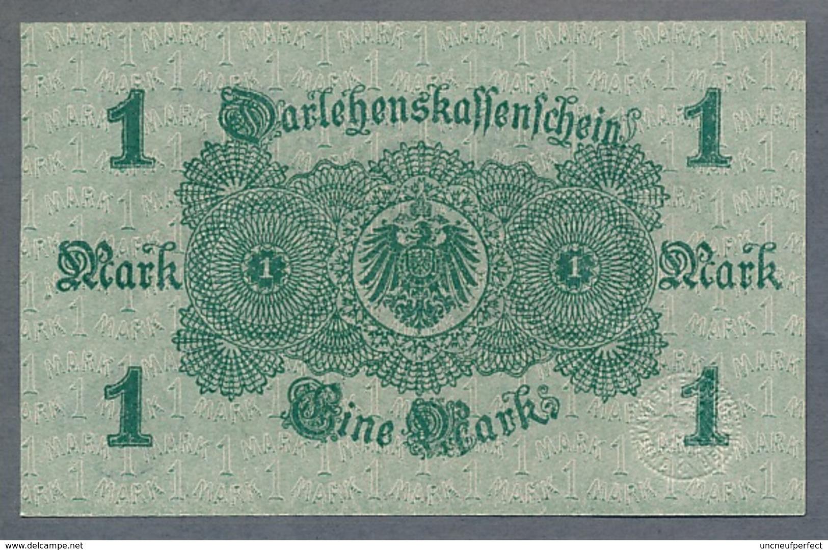 Pick 52 Ro 51d DEU-187 1 Mark 1914 UNC ! - Altri