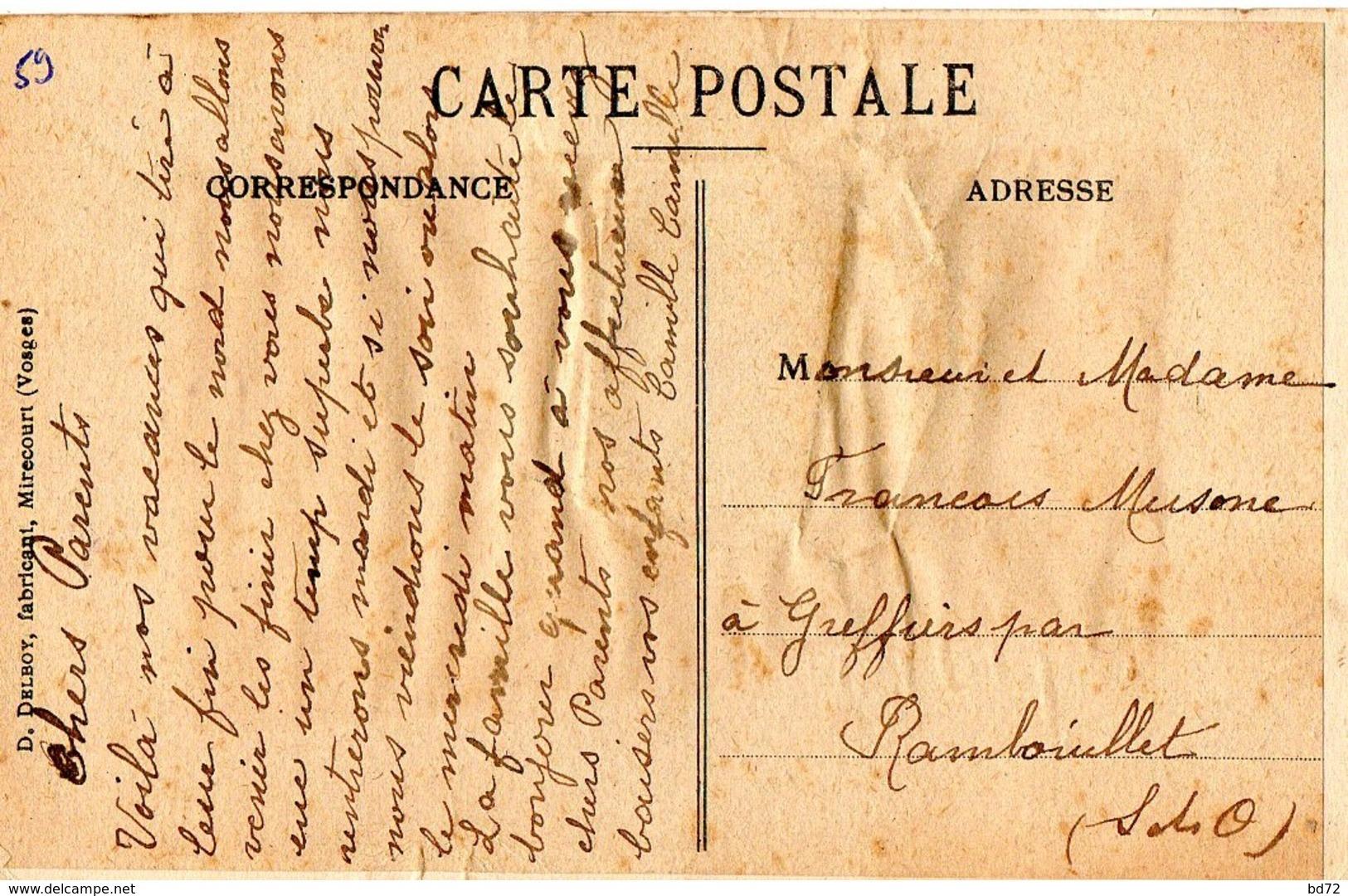 Bon Souvenir De BERGUES ( Carte à Système ) - Bergues