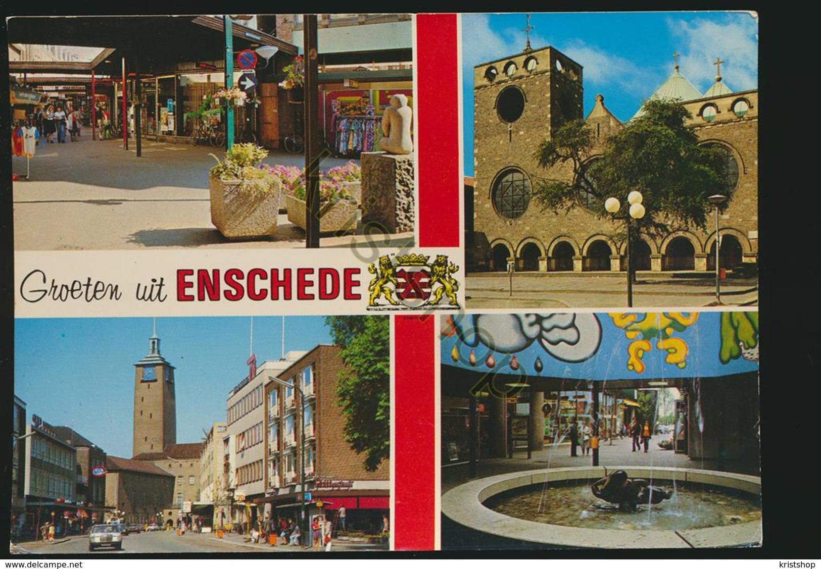 Enschede [AA43-3.026 - Nederland