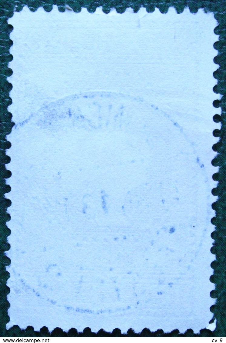 READ 10 Ct Jubileumzegel Perf 11½ NVPH 93B 93 B (Mi 84B 84 B) 1913 Gestempeld / USED NEDERLAND / NIEDERLANDE - Period 1891-1948 (Wilhelmina)
