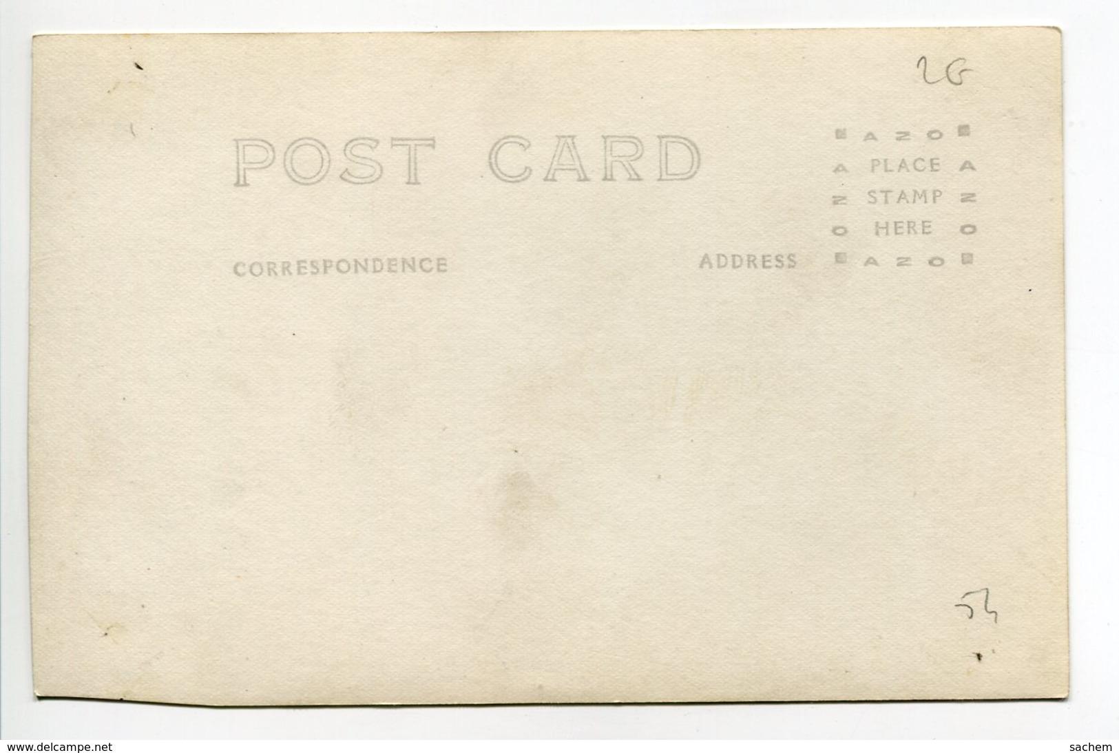 NU NUDE  CARTE PHOTO Couple 54  Charmants ébats  Au Salon    1930 Papier AZO    D08 2019 - Nus Adultes (< 1960)