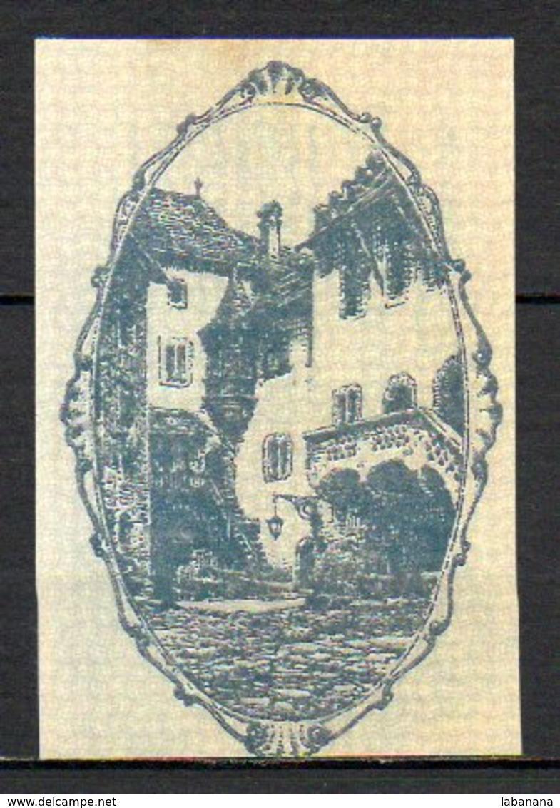 617-Liechenstein Billet De 10 Heller Neuf - Liechtenstein