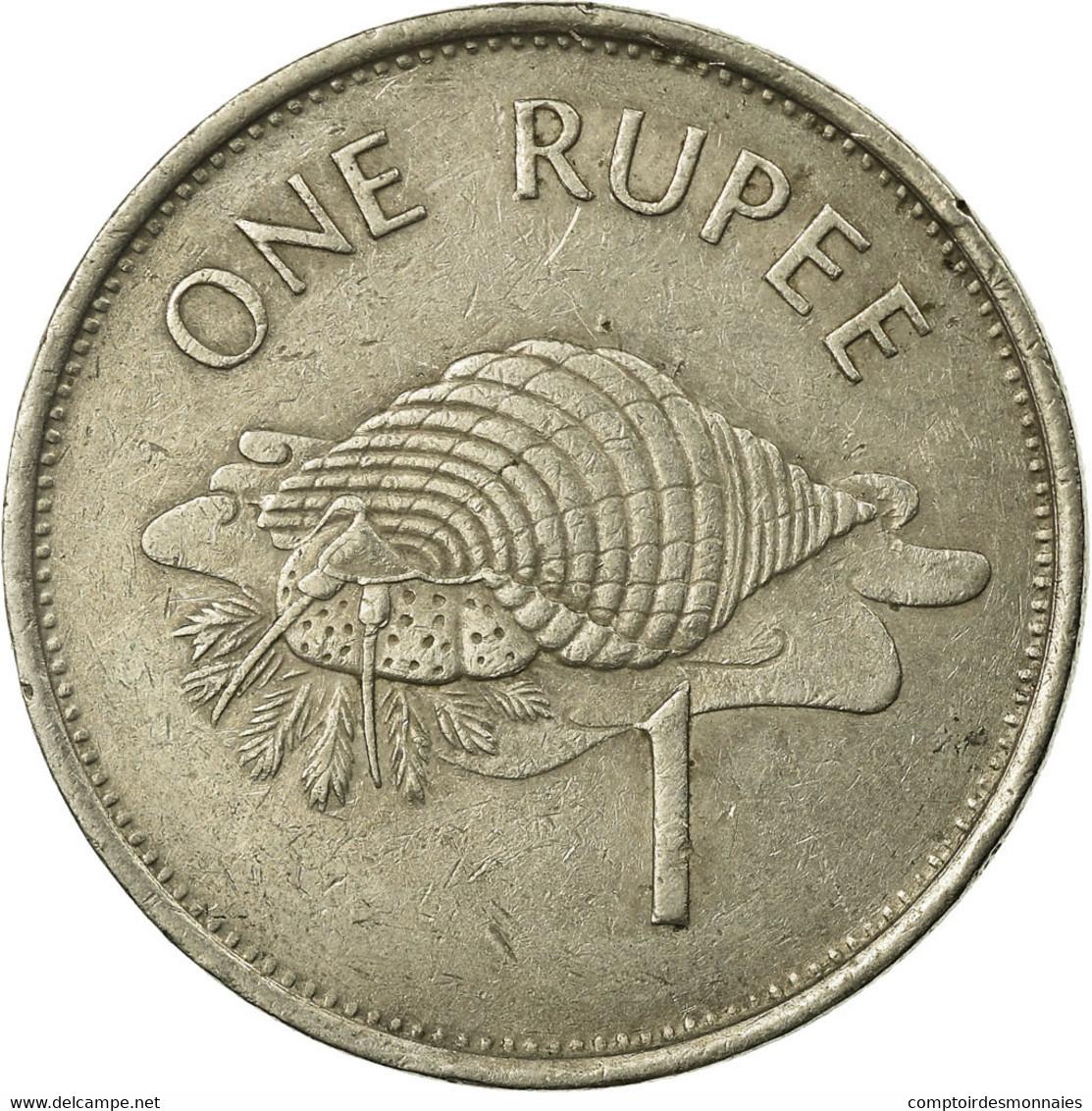 Monnaie, Seychelles, Rupee, 1997, TTB, Copper-nickel, KM:50.2 - Seychelles