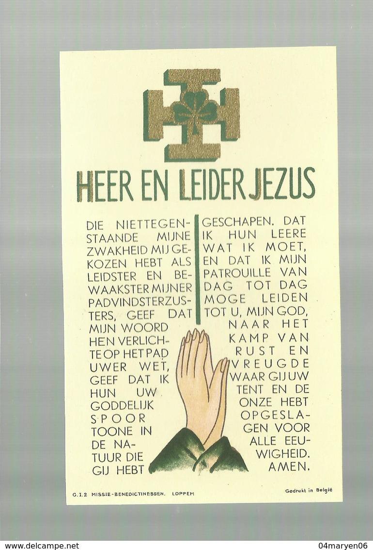 ** HEER   EN   LEIDER  JEZUS    ** -SCOUT - Scouting