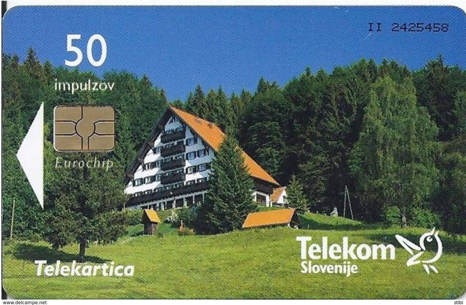 SLOVENIA - HOTEL TISA - Slovénie