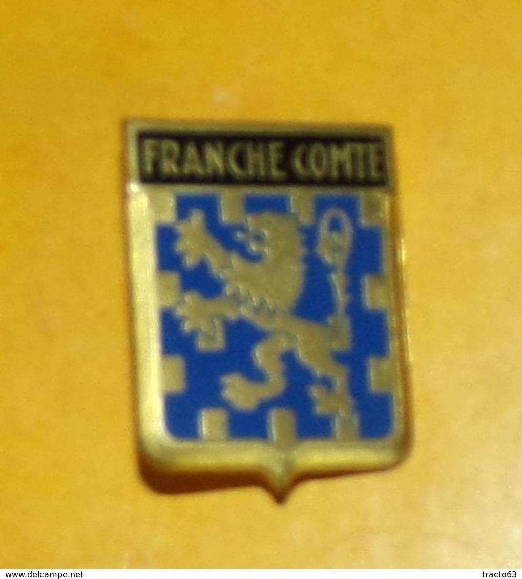 E.T. 2 - 52, FRANCHE COMTE, émail, Bleu, Bandeau Noir FABRICANT SANS ( Courtois) , HOMOLOGATION SANS ,  BON ETAT VOIR PH - Forze Aeree