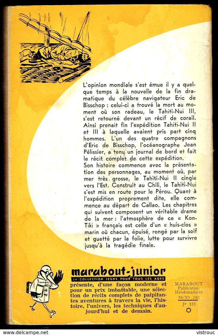 """"""" LES COMPAGNONS DU TAHITI-NUI """", Par Jean PELISSIER - E.O. MJ N° 155 - Récit Maritime. - Livres, BD, Revues"""