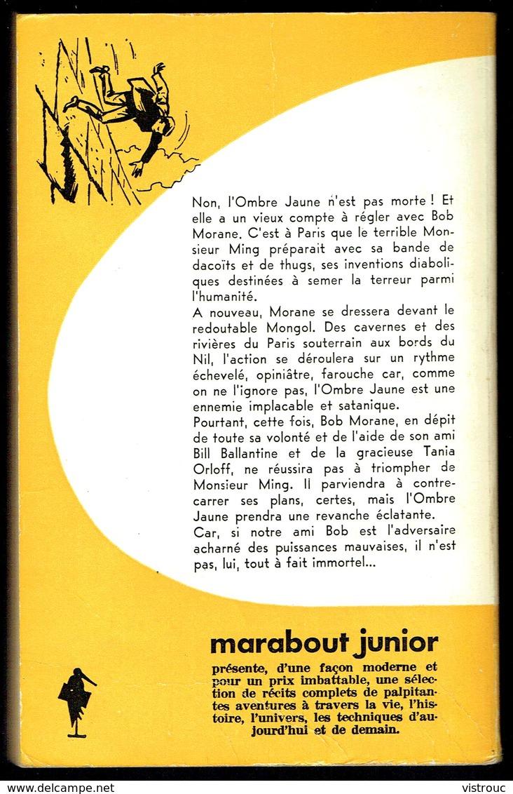 """  BOB MORANE: La Revanche De L'Ombre Jaune "", Par Henri VERNES - MJ N° 158 - Aventures. - Livres, BD, Revues"