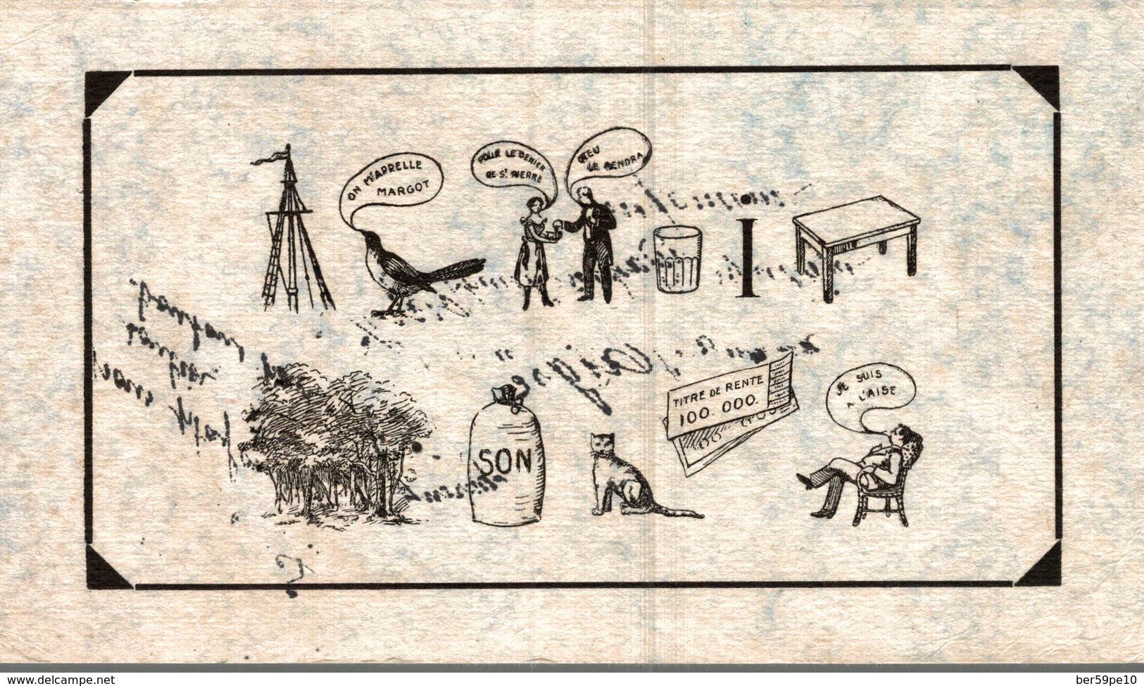 BUVARD  REBUS - Agriculture