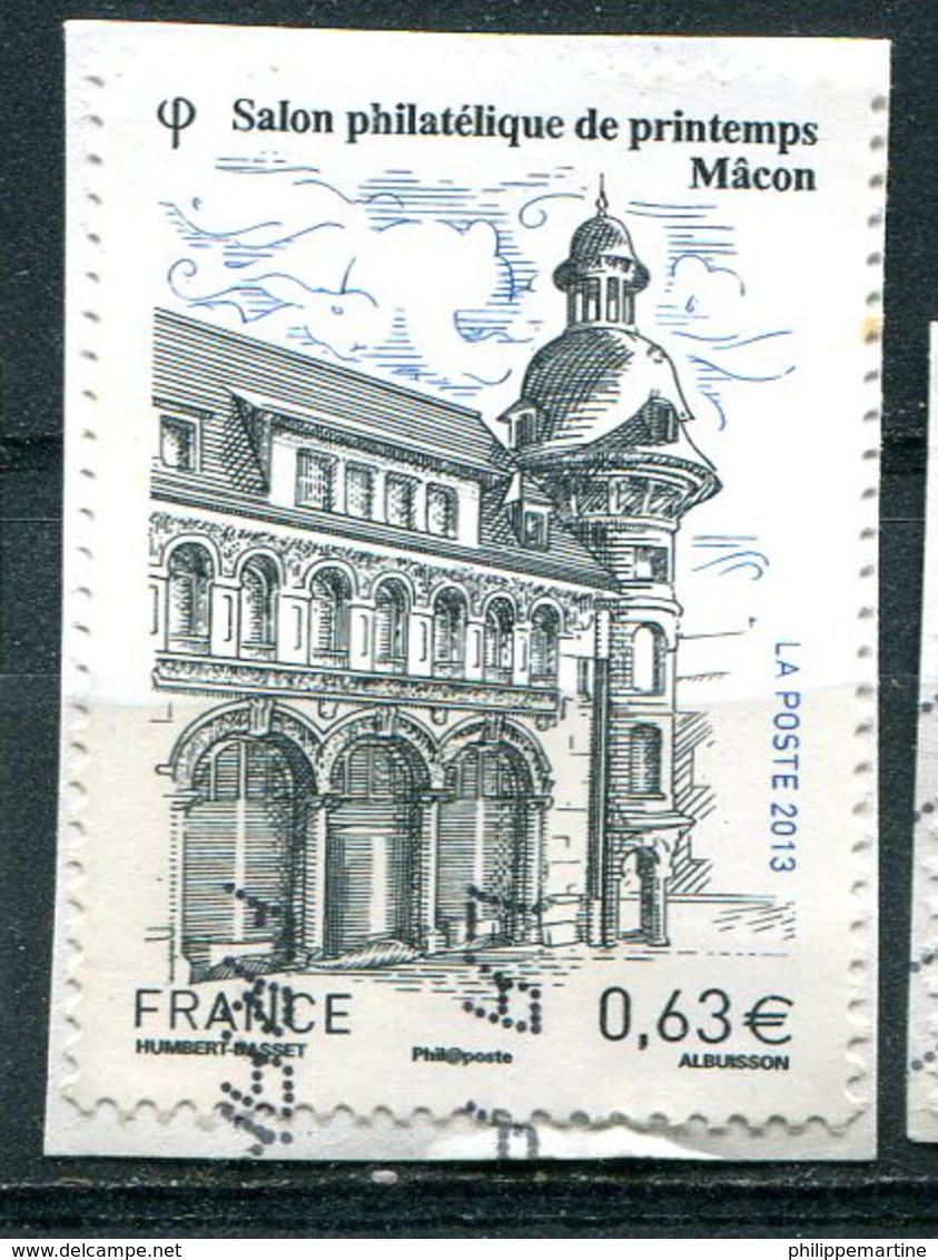France 2013 - YT 4736 (o) Sur Fragment - Usati