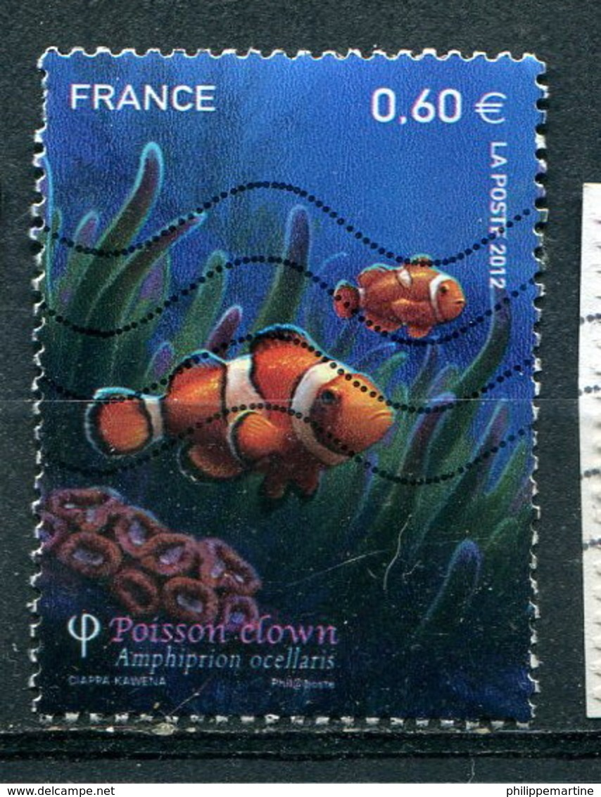 France 2012 - YT 4646 (o) - Francia