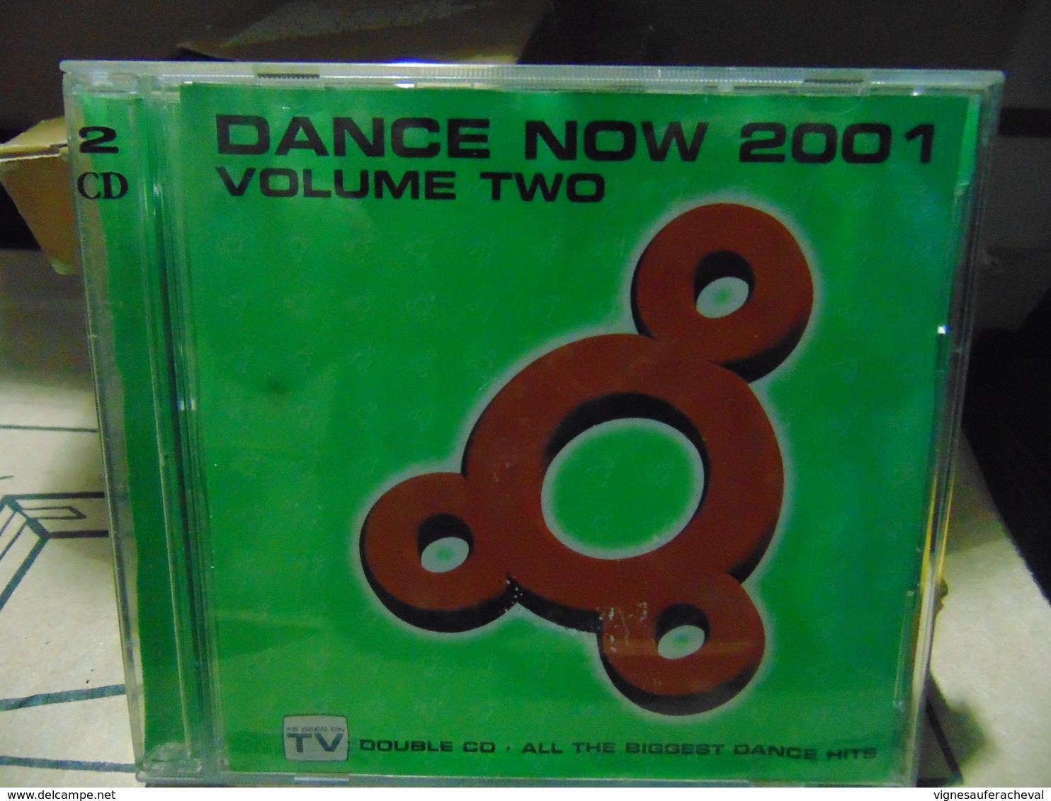 Artistes Variés- Dance Now 2001,volume 2  (2 Cd) - Country & Folk