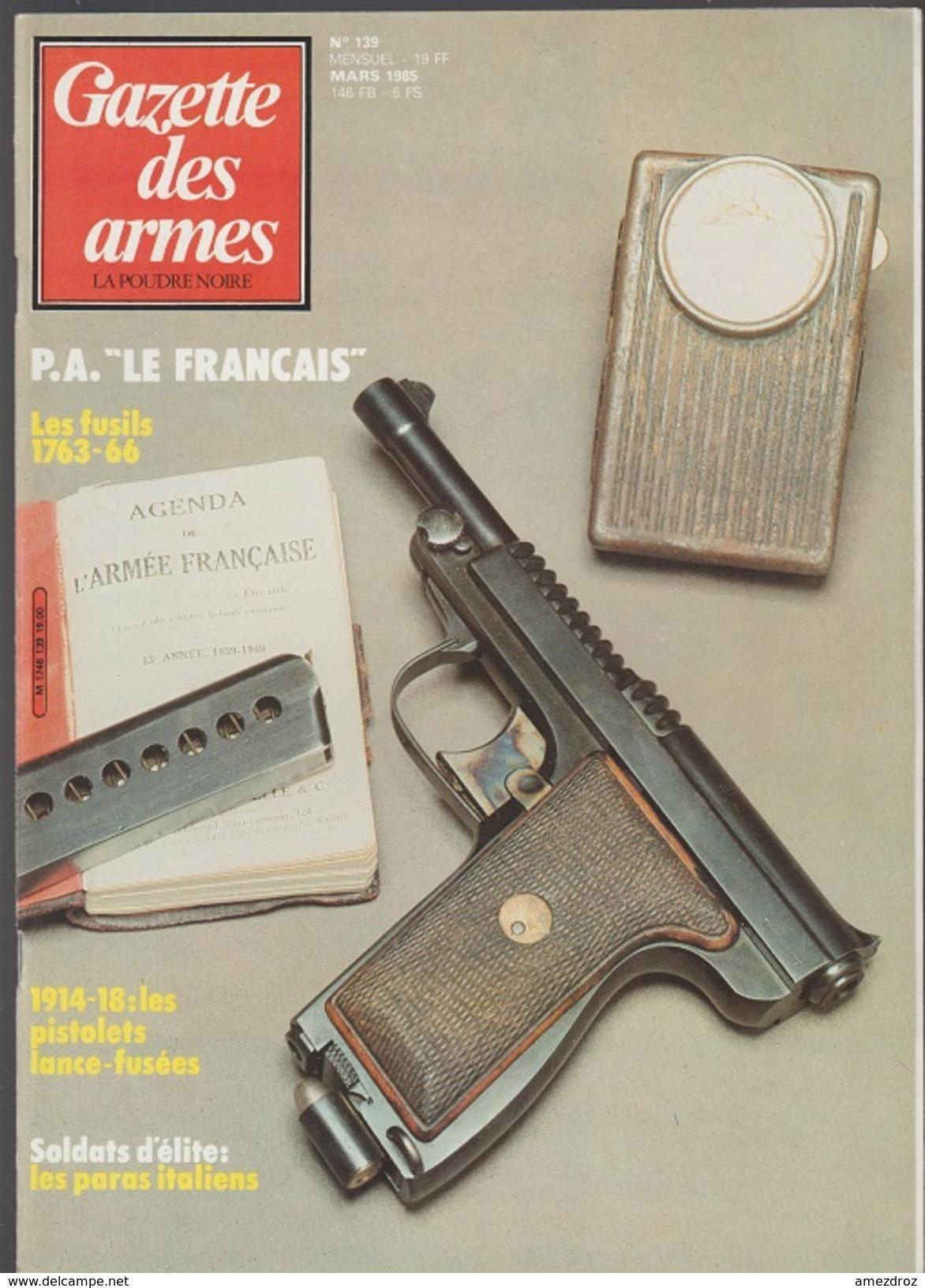 Gazette Des Armes N° 139 - Revues & Journaux