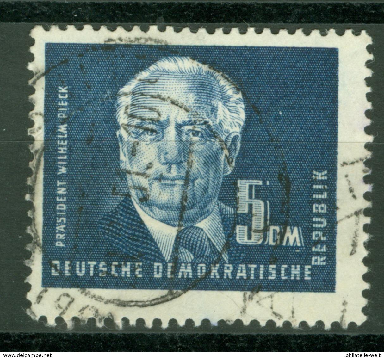 DDR 255 O Gepr. Schönherr BPP Geglättter Eckbug - DDR