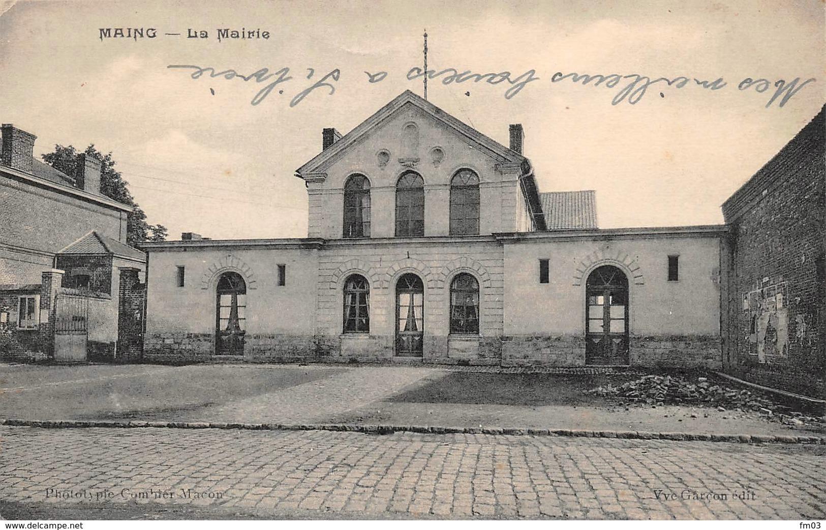 Maing Canton Valenciennes - Autres Communes